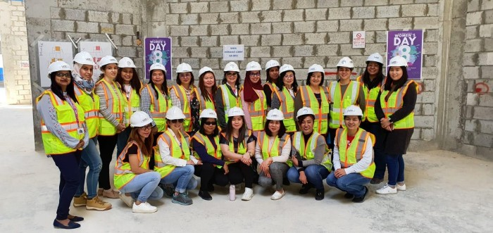 UCC Holding Honors Women in the Construction Industry